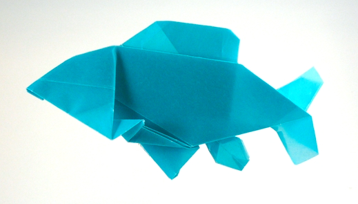 Papers Submitted Team Efforts Its An Origami Fish